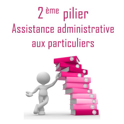 assistance administrative aux particuliers